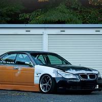Egy BMW? Neeem....