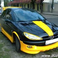 A sárga és a fekete