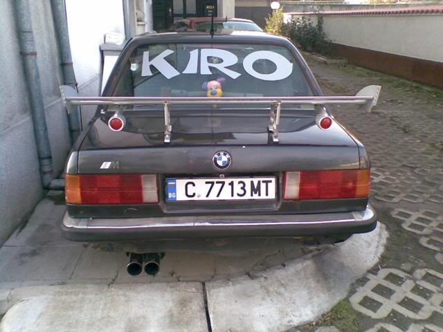 Reggeli BMW bünti + dupla meglepi - Jajj 4a32fbfbfd
