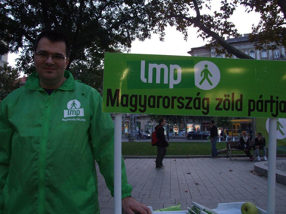 Magyarország zöld pártja