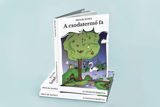 Könyvajánló - A csodatermő fa Skolik Ágnestől