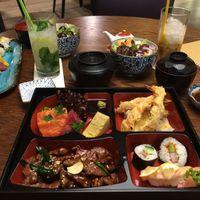 Őrülten jó japán éttermet találtunk Óbudán