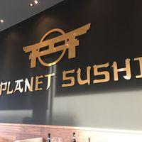 Planet Sushi megnyitón jártunk