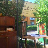 Hétvégi ebéd az Alessioban