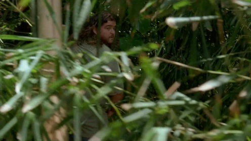 Hurley's gotta pee