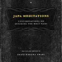 A Hare Kṛṣṇa mahā-mantra éneklése
