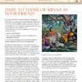 Hogyan kötözhetjük Kṛṣṇát a szívünkbe?