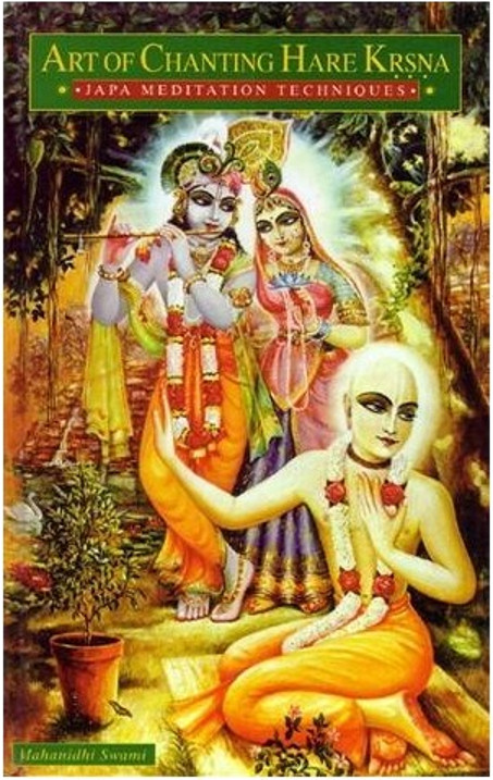 Art of Chanting Hare Krsna