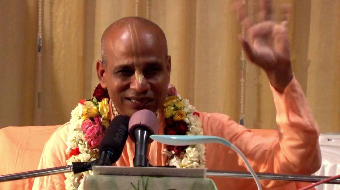 Haladhara Maharaja Vrndavan Sri Siksastaka Seminar