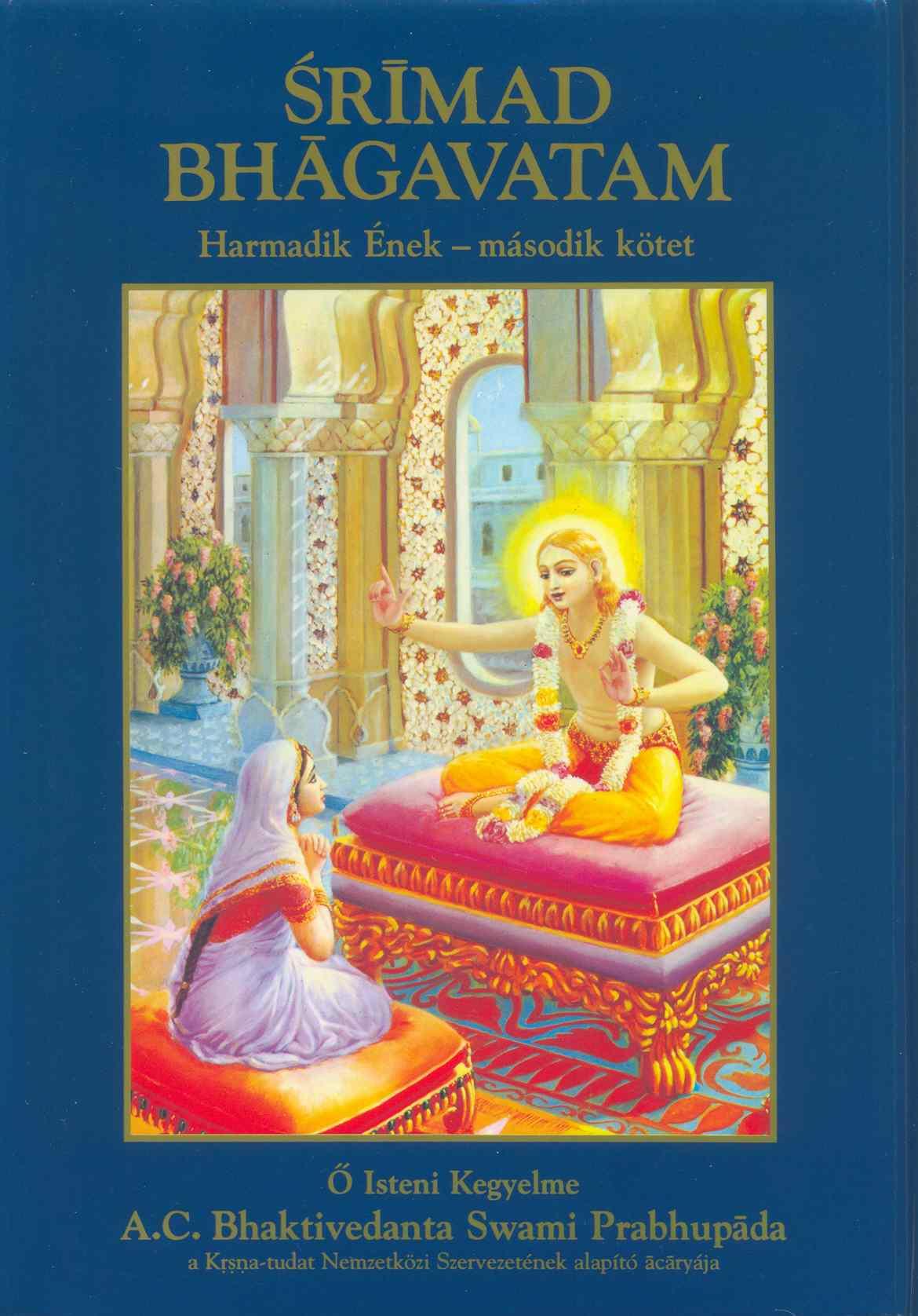 Śrīmad-Bhāgavatam 3. ének