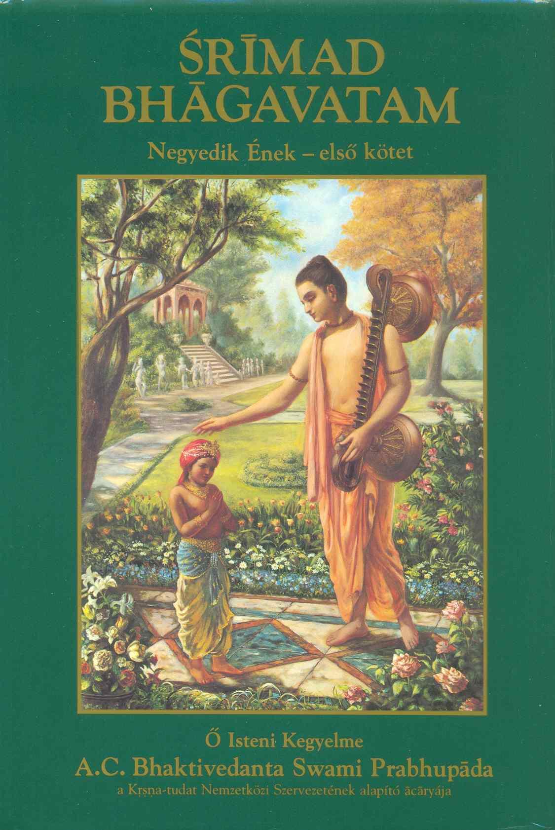 Srimad Bhagavatam 4. ének