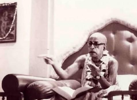 Srila Prabhupada lecke