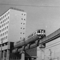Búcsú a 48 éve bezárt monorail állomástól