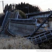 Buszvonallá építik át a földrengésben megsemmisült vasutat