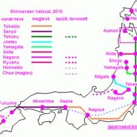 Új shinkansen vonal nyílik - de mi lesz a régivel?