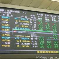 Shinkansen vonatnemek és vonatnevek