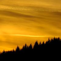 Ősz végi tekergés a Bükk hegység tetején