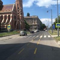 Budapest, Bem rakpart. Élhető város vízió