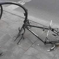 Mi történik az elhagyott bringákkal Budapesten?