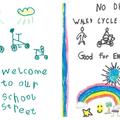 Képzeljük el az iskolák környékét autómentesen!