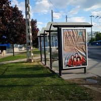 Megtaláltuk a buszmegállót, amit hivatalosan senki nem üzemeltet