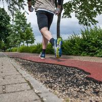 Margitszigeti futókör felújítása