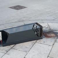 Gazdátlan dizájnkukák csúfítják a köztereket