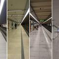 A 3-as metró felújított állomásai