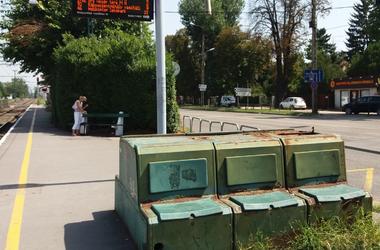 Végre eltűnnek a soha senki által nem használt kerékpártárolók Mátyásföldről