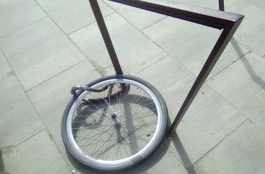 Budapest árván hagyott kerékpárjai (GALÉRIA)