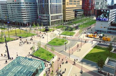 Hogyan hozzunk létre zöldebb városokat? Dobjuk ki a térköveket!