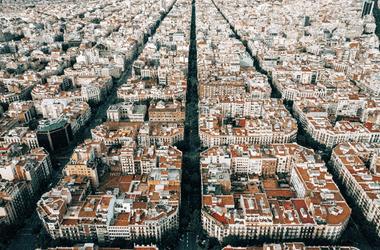 A barcelonai és az újlipótvárosi Szuperblokk