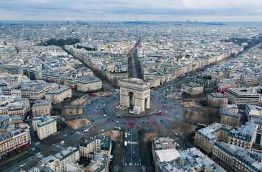 A világ legszebb sugárútja megújul - többsávos főútvonalból zöld folyosó