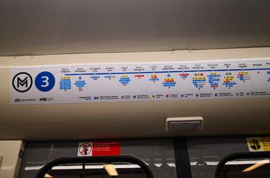Hogy teljesít a felújított hármas metró?