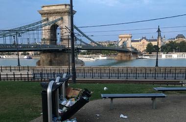 A közúti problémák és a szemét zavarják a legjobban a budapestieket