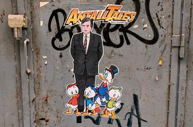 Bemutatjuk a Kacsamesék-generáció utcai művészét