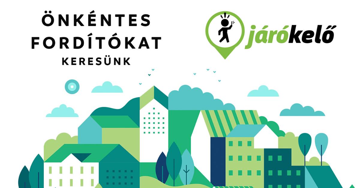 Önkéntes fordítókat keres a Járókelő.hu