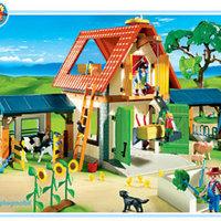 Playmobil - Élet a farmon