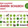 Schleich pontgyűjtő akció
