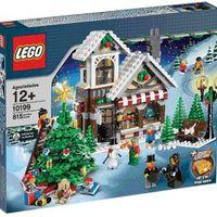 Közeledik a karácsony, Lego Land-be már el is ért!