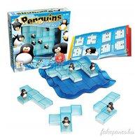 Pingvincsúzda a kedvenc társasjátékunk