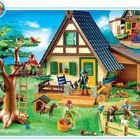 Playmobil - Erdészlak