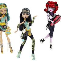 Monster High - kié lesz a legrémisztőbb teremtmény?