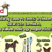Safari Ltd - Állatvilág kicsiben