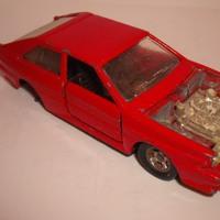 Matchbox (Metalcar) Audi Quattro felújítás 1. rész