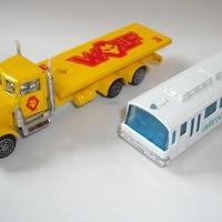 Corgi Kenworth Truck feljavítás