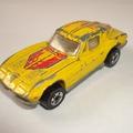 Hot Wheels 1963-as Corvette Stingray II.