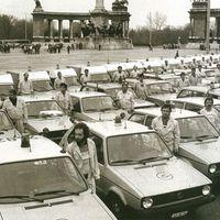 Metalcar (Corgi) VW Polo felújítás