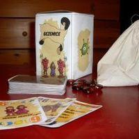 Gezemice, a kártyajáték