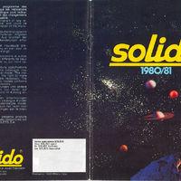 Solido katalógus 1980/81